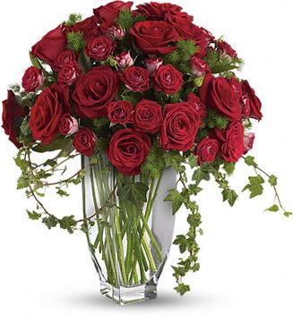 Picture of Rose Romanesque Bouquet