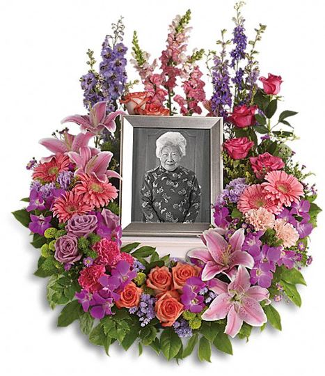 Picture of In Memoriam Wreath