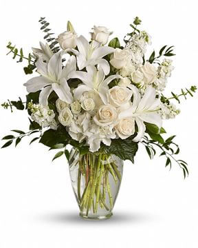 Picture of Dreams From the Heart Bouquet