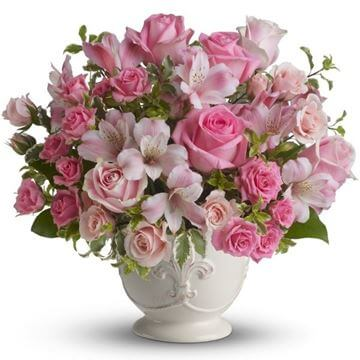 Picture of Pink Potpourri Bouquet