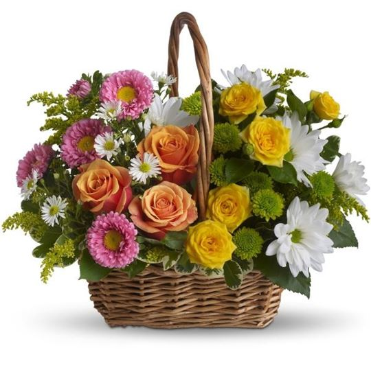 Picture of Sweet Tranquility Basket