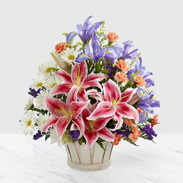 Picture of Wondrous Nature Bouquet