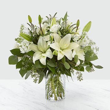 Picture of Alluring Ellegance Bouquet