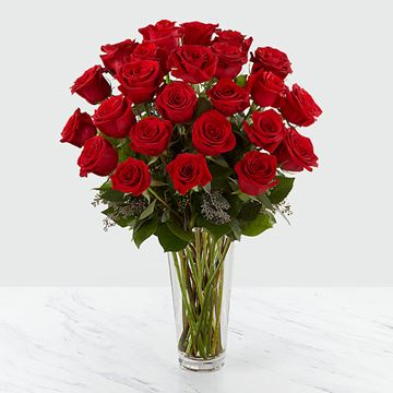 Picture of Long Stem Red Rose