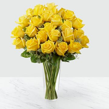 Picture of Yellow Rose Bouquet