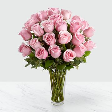Picture of Long Stem Pink Rose