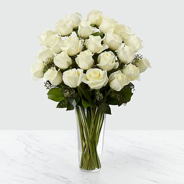 Picture of White Rose Bouquet