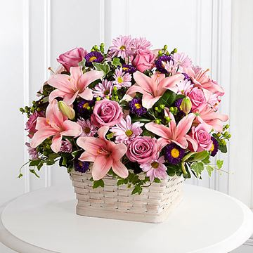 Picture of Loving Sympathy Basket